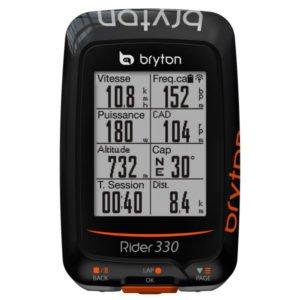 Bryton 330.©Bryton