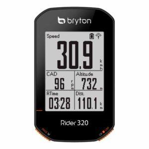 Bryton 320.©Bryton