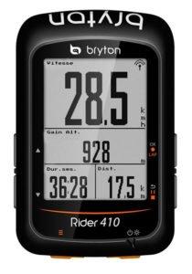 Bryton 410.©Bryton