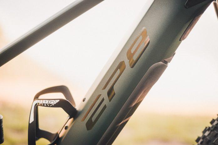 La nouvelle motorisation Shimano EP8 est plus puissante.©Shimano