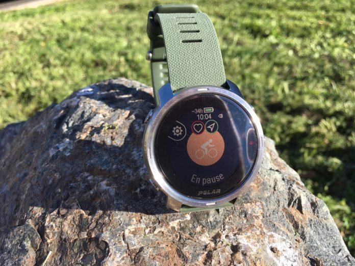 La montre Polar Grit X est parfaite pour suivre votre activité physique.