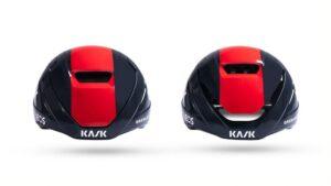 Le casque Wasabi est efficace toute l'année.©Kask