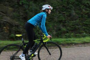 La cycliste féminine a son équipement dédié