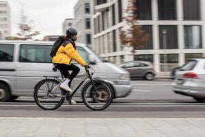 Le vélo de ville, ou urbain, est une utilisation ludique de l'Energy Bikes.©Fazua