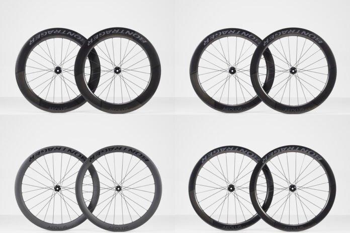 La gamme de roues Bontrager Aeolus évolue ©Trek