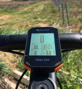Le Bryton 320 est un excellent choix des meilleurs compteur GPS vélo
