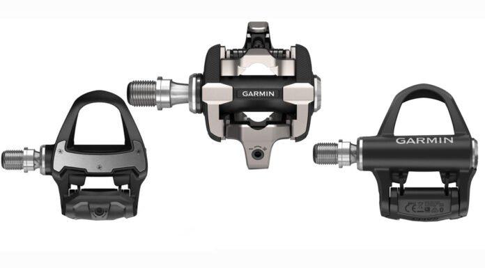 La gamme capteur de puissance Garmin Rally ©Garmin