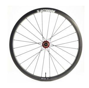 Asterion propose des roues d'une excellente qualité, la personnalisation en plus.©Asterion