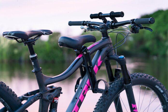 La selle vélo enfant Shotgun est un immense plaisir partagé.©Shotgun