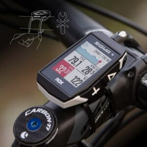 Le Sigma Rox 11.1 est le plus performant.©Sigma Sport