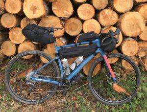La forêt est l'un des endroits préférés pour le Bikepacking.©AL