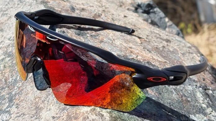 Les lunettes vélo Oakley Radar sont vraiment une valeur sûre.