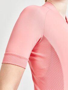 La partie latérale permet d'ajouter de la ventilation au maillot.©Craft