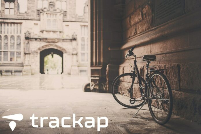 Traceur Trackap : la solution pour suivre votre vélo.©Trackap